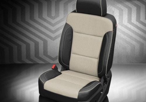 GMC Yukon Two-Tone Leather Seats