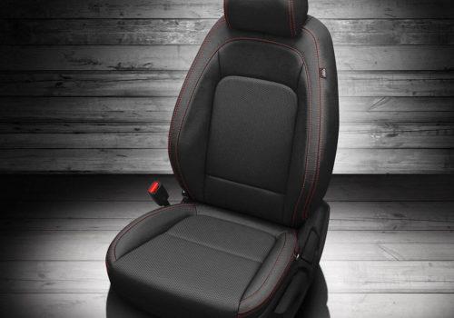 Hyundai Kona Black Leather Seats