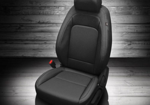 Hyundai Kona Leather Seats
