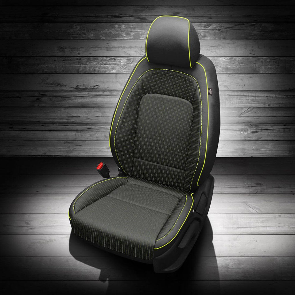 Swell Hyundai Kona Seat Covers Leather Seats Interiors Katzkin Cjindustries Chair Design For Home Cjindustriesco