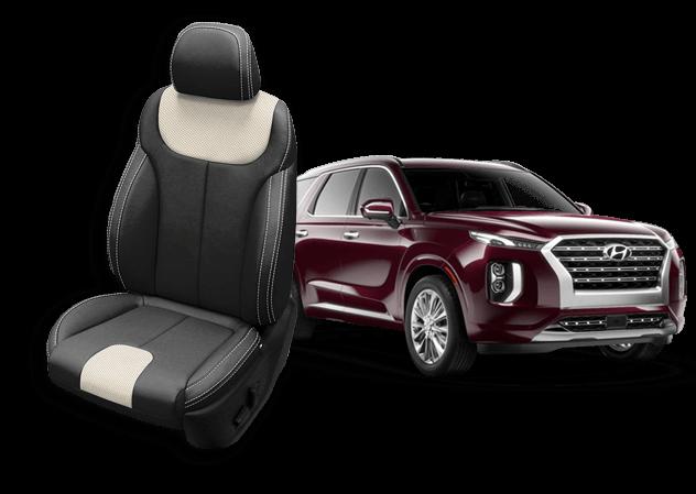 Hyundai Palisade Seat Covers