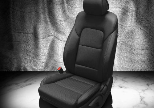 Hyundai Tucson Leather Seats