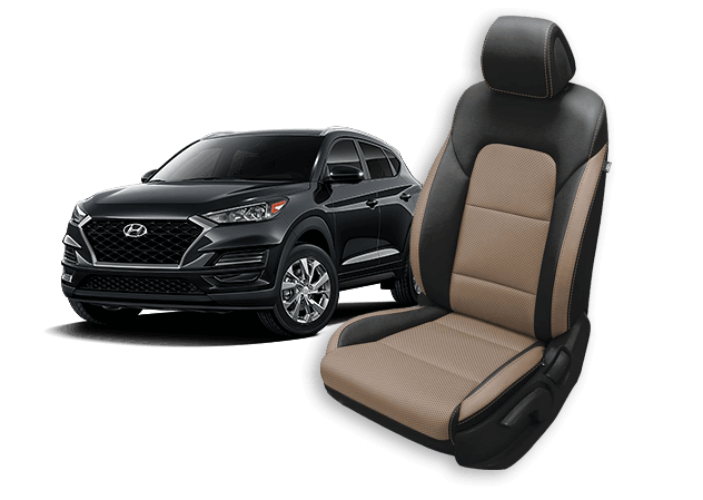 Surprising Hyundai Tucson Seat Covers Interiors Leather Seats Katzkin Cjindustries Chair Design For Home Cjindustriesco