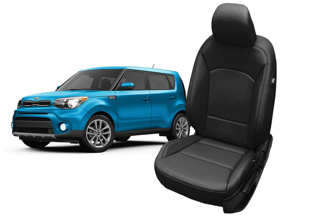 Kia Soul Leather Seats