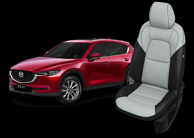 Mazda CX-5 Seat Covers