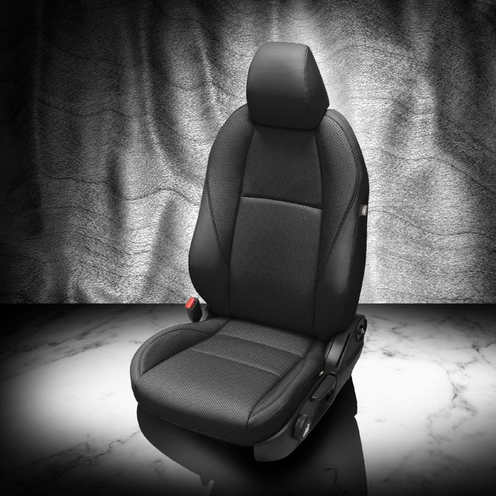Mazda 3 Black Leather Seats