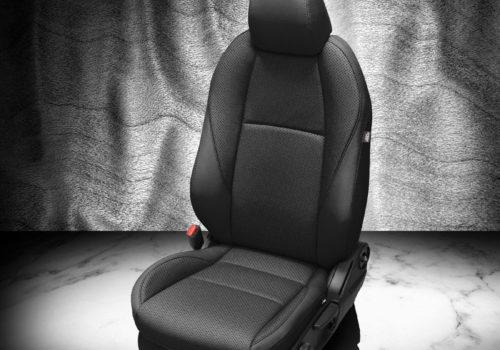 Mazda 3 Black Leather Seats