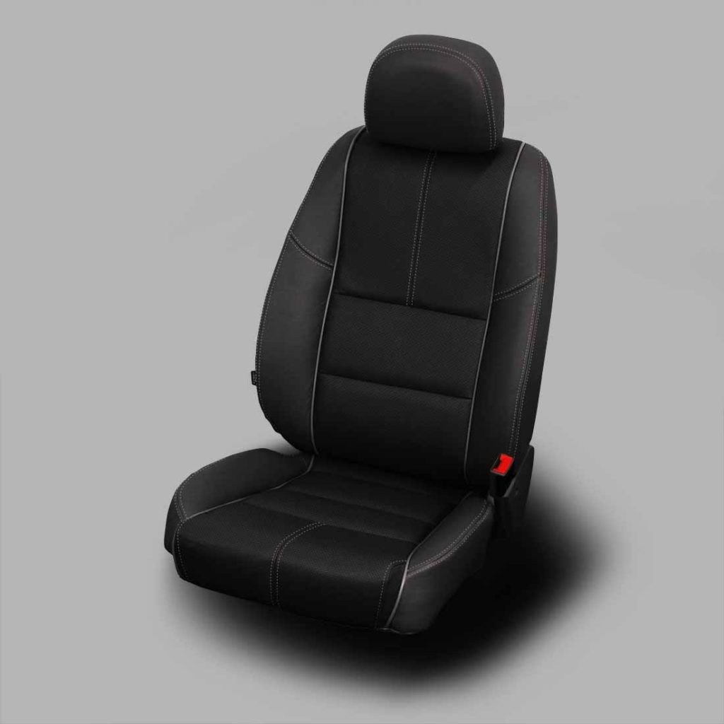 Chevy Impala Black Leather Seats