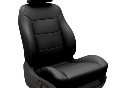 Chrysler 300 Black Leather Seats