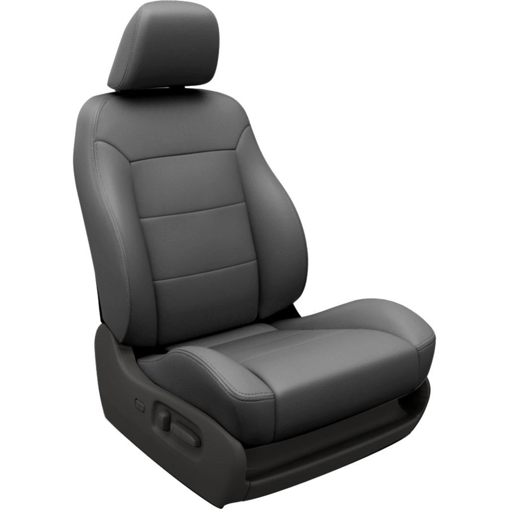 Chrysler 300 Dark Gray Leather Seats