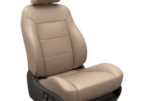 Chrysler 300 Tan Leather Seats