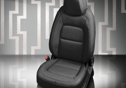 Chevy Colorado Black Leather Seats