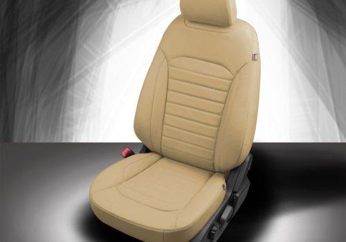 Ford Edge Tan Leather Seats