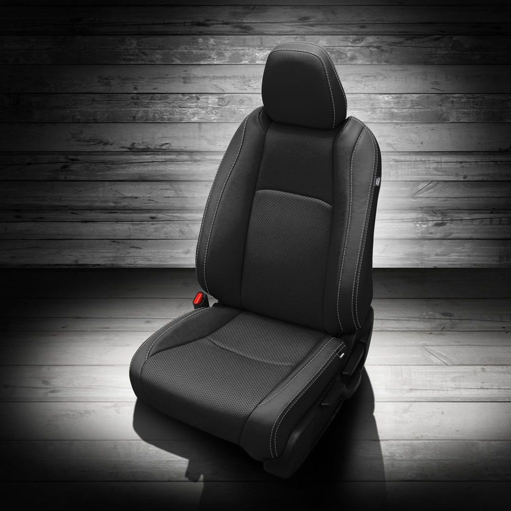 Honda HR-V Black Leather Seats