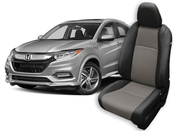 Honda HR V leather seats