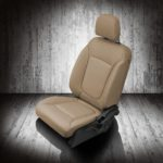 Dodge Journey Tan Leather Seats