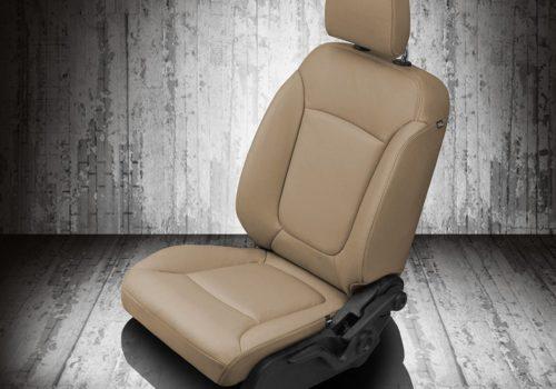 Dodge Journey Tan Leather Seats