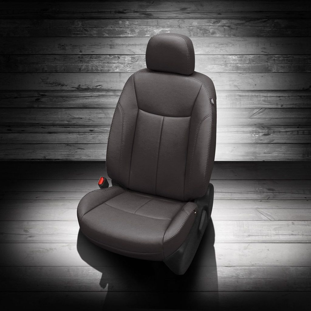 Nissan Sentra Black Leather Seats