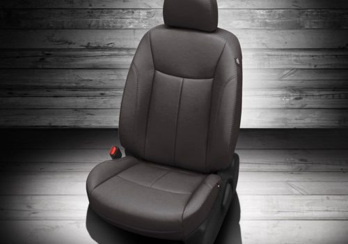 Nissan Sentra Black Leather Seats