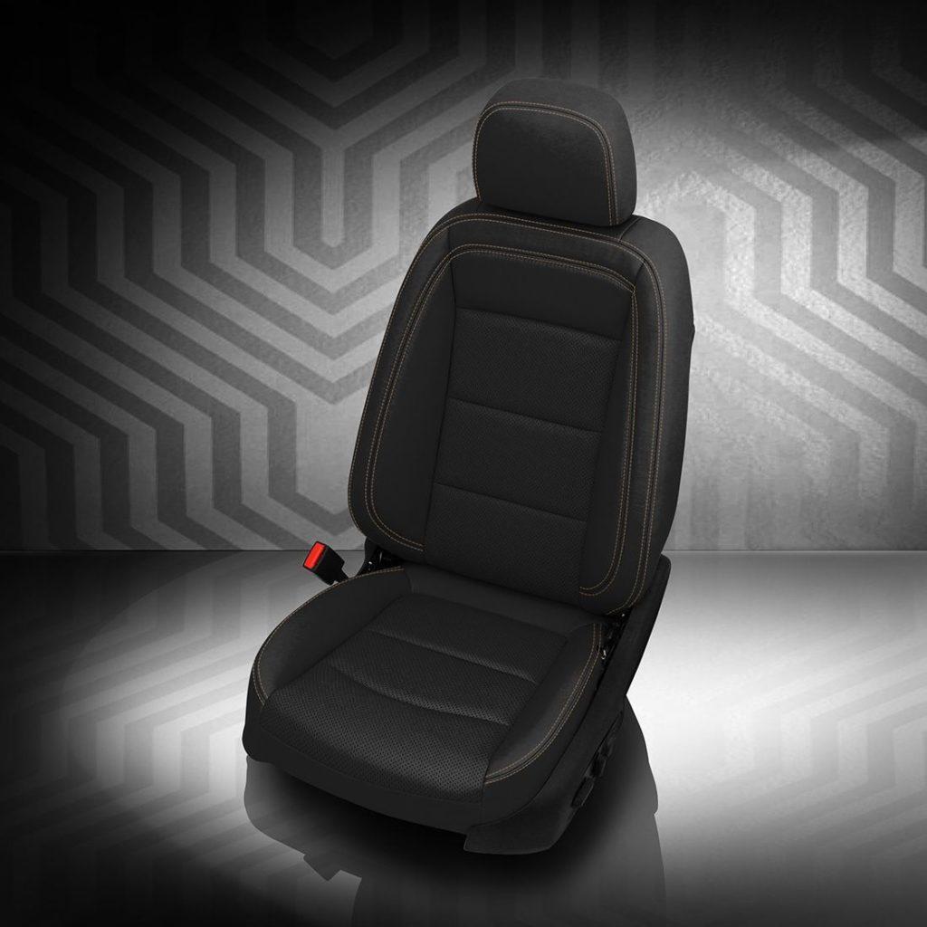 GMC Terrain Black Leather Seats