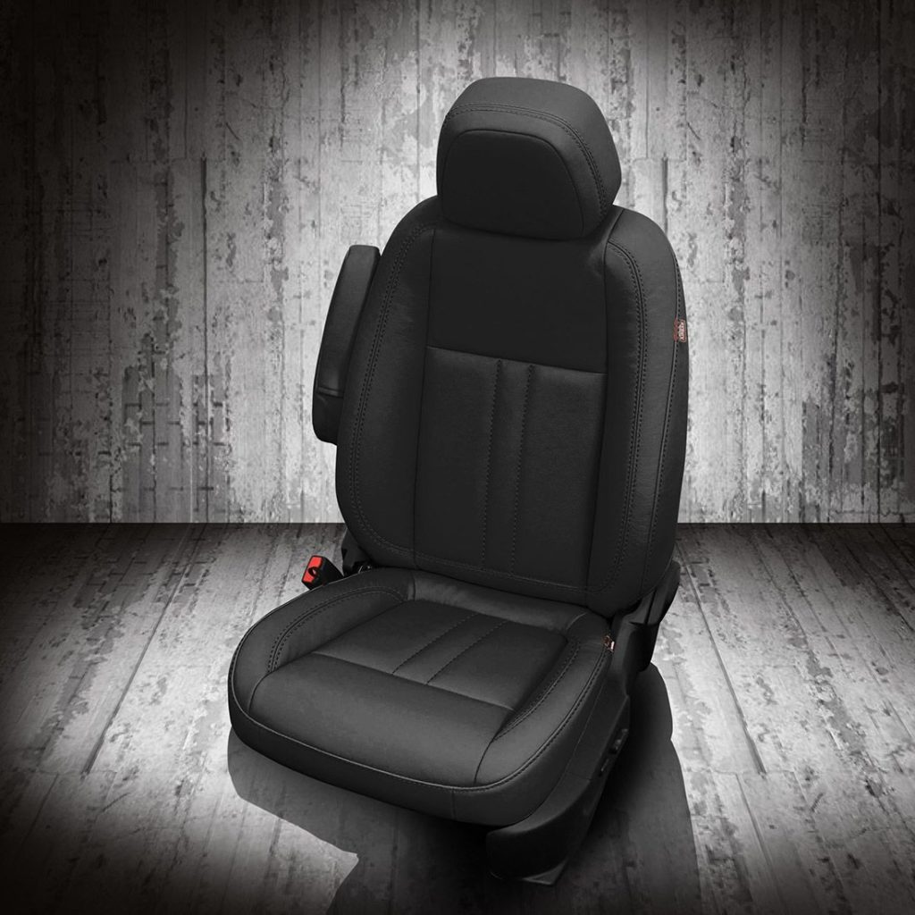 Chevy Trax Black Leather Seats