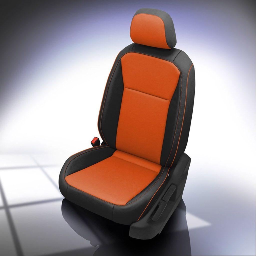 Orlando Auto Upholstery Orange Seats