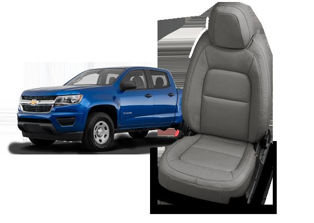 Chevy Colorado leather seats