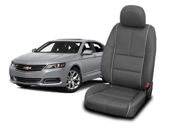 Chevy Impala leather seats