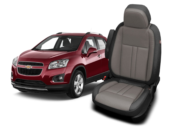 Chevy Trax leather seats