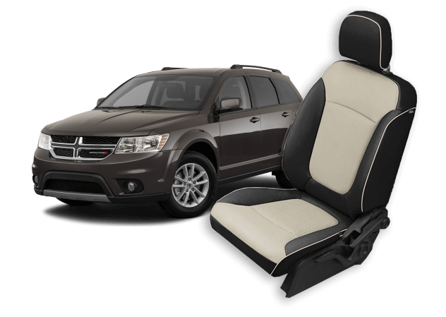 dodge journey leather seats