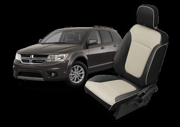 dodge journey leather seats