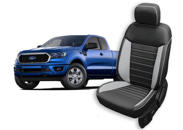 ford ranger leather seats