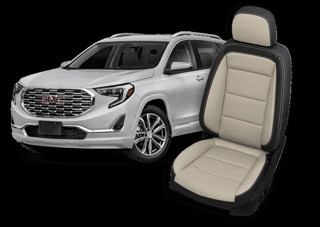 gmc terrain leather seats