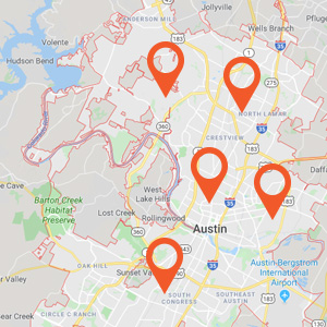 Austin leather seat installers
