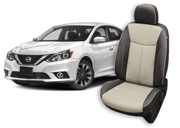 nissan sentra leather seats