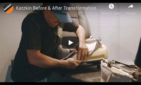 Katzkin Before & After Transformation Video