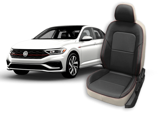 Marvelous Vw Jetta Seat Covers Leather Seats Interiors Custom Pabps2019 Chair Design Images Pabps2019Com