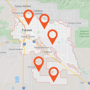 Auto Upholstery Tucson Locations