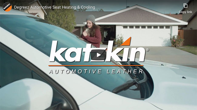 Katzkin Automotive Leather Video