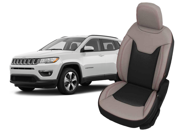 Jeep Compass Leather Seats