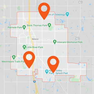 Auto Upholstery Moore OK Katzkin Locations