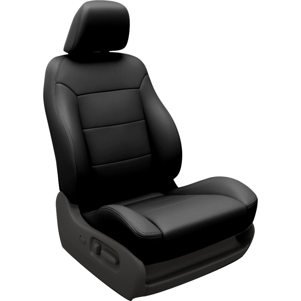 Black Toyota Sequoia Leather Seats