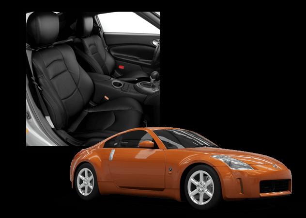 Nissan 350Z Leather Seats