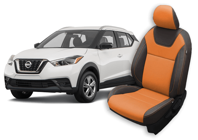 Nissan Kicks Leather Seats
