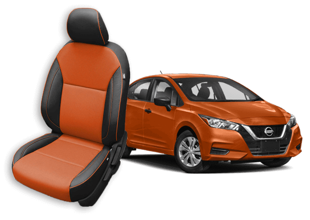 Nissan Versa Leather Seats
