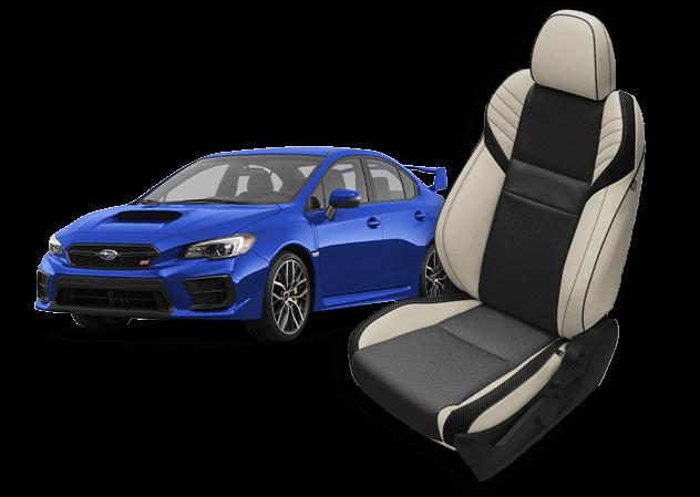 Subaru WRX Leather Seats
