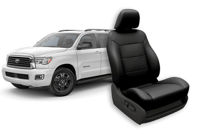 Toyota Sequoia Leather Seats