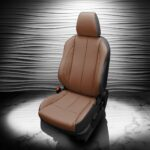 Mitsubishi eclipse cross leather seats