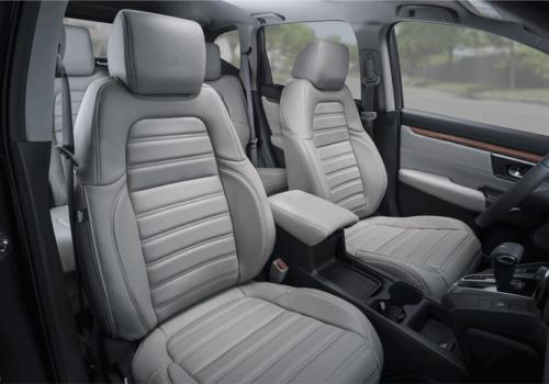 Honda Leather Seats