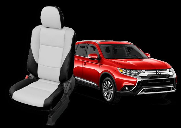 Mitsubishi Outlander Leather Seats